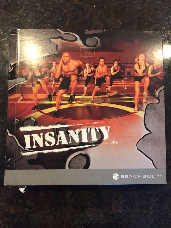 Insanity 10 DVD set