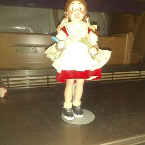 Norman Rockwell Character Doll Suzy for Sale in Las Vegas, NV