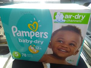 Pampers for Sale in Tigard, OR