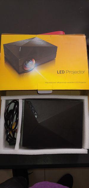 Multimedia LED LCD Projector HD 1080P PC AV VGA USB HDMI for Sale in Plantation, FL