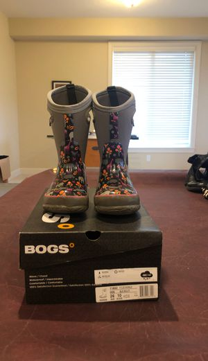 Bogs Kids Boots size 10 for Sale in Happy Valley, OR