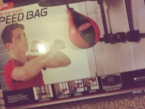 Punching bag new for Sale in Saint Joseph, MO