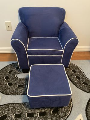 Blue Kids Chair for Sale in New York, NY
