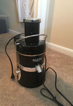 Power juicer for Sale in Baltimore, MD
