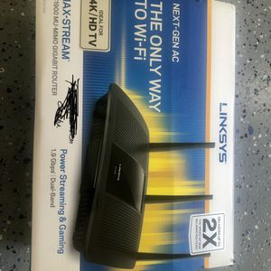Router Linksys EA7500 for Sale in Poway, CA