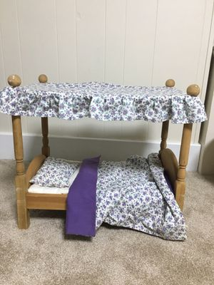 FREE doll bed for Sale in Shrewsbury, NJ