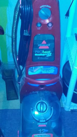 Bissell proheat cleanshot 2x for Sale in Bastrop, TX