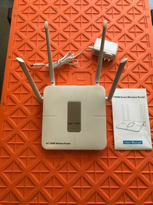 Wireless Router for Sale in Rancho Cucamonga, CA
