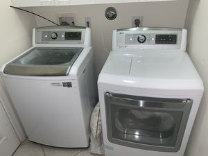 Washer/dryer for Sale in Lake Worth, FL