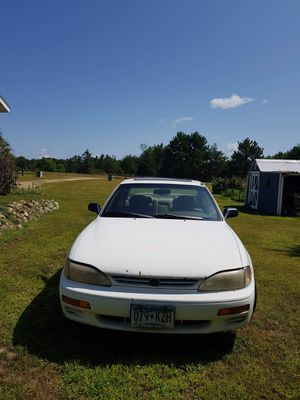 1996 Toyota Camry 212,000k $1300 OBO for Sale in East Gull Lake, MN