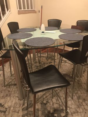 Modern Dining Room Set for Sale in Bowie, MD