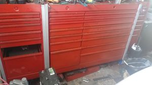 Older snap-on tool box .roll away and side box. $900 for Sale in Hayward, CA