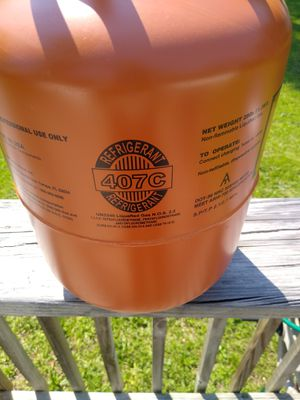 407c refrigerant for Sale in E FAYETTEVLLE, NC