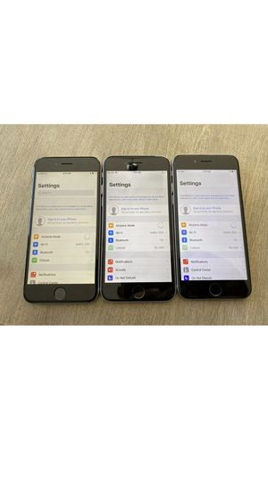 iPhone 6 for Sale in Oxon Hill, MD