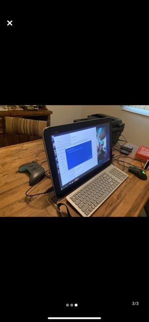 """75"""" tv smart tv beats Audio windows 10 computer for Sale in Fort Campbell, KY"""
