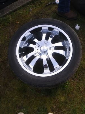 Rims and tires for Sale in Seattle, WA
