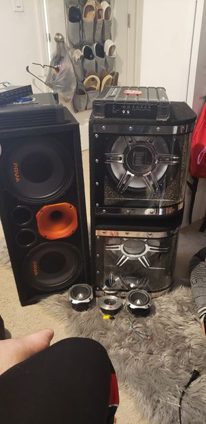 Car audio system for Sale in Kissimmee, FL