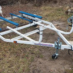 2 Place Jet Ski Trailer for Sale in Holly, MI
