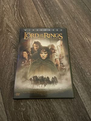 The Lord of the Rings: The Fellowship of the Ring for Sale in Marietta, GA