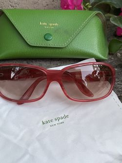 Rouge Shade Kate Spade Sunglasses for Sale in West Hills,  CA