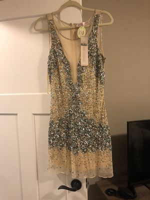 Party dress - Size medium - never worn with tags for Sale in Spokane, WA