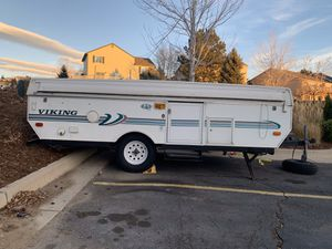 2000 Viking pop-up trailer for Sale in Aurora, CO