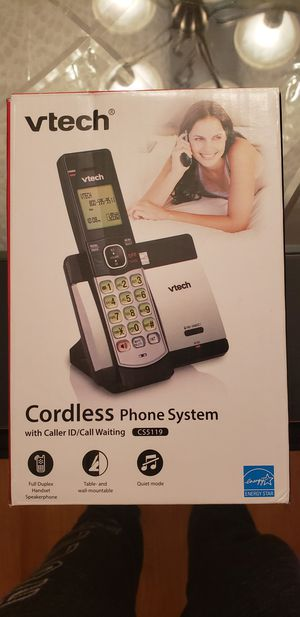 Cordless phone for Sale in Apex, NC