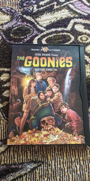 The Goonies DvD for Sale in San Jose, CA