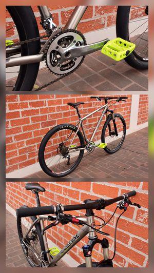 29er MOTOBECANE - The Fly Team Titanium Mountain Hardtail Bike for Sale in Downey, CA