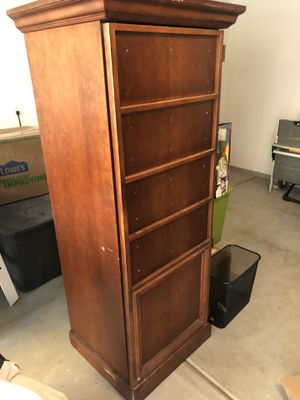 Tall cabinet for Sale in Ontario, CA