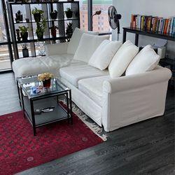 White ikea Sectional for Sale in Arlington,  VA