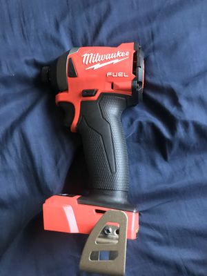 Milwaukee M18 (Gen3) 1/4in Hex Impact Driver Tool Only New for Sale in San Diego, CA