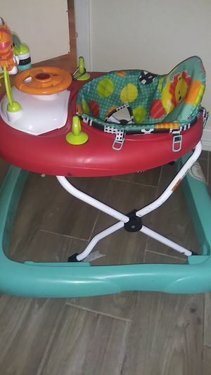 Baby walker with lights an sounds for Sale in Houston, TX
