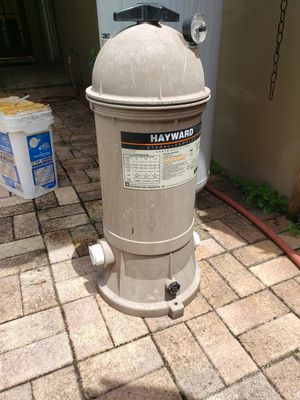 Hayward Pool Filter for Sale in Altamonte Springs, FL