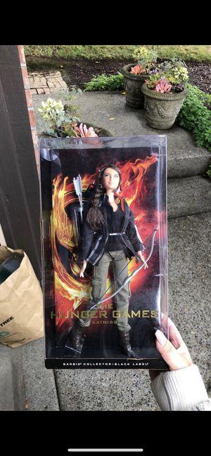 Katniss Barbie Doll for Sale in Beaverton, OR
