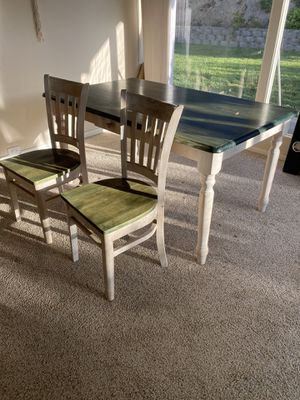 Kitchen table + 2 chairs for Sale in San Diego, CA