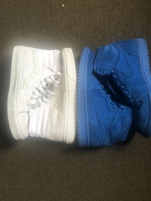 Nike Jordan's and Vans (size 8 and size 7) for Sale in Los Angeles, CA