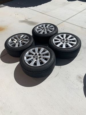 Nissan wheels and tires for Sale in Las Vegas, NV