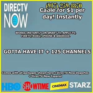 get instant cable now for Sale in New York, NY