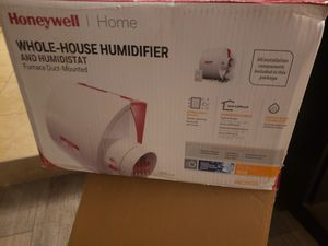 Honeywell whole house humidifier for Sale in Tucson, AZ
