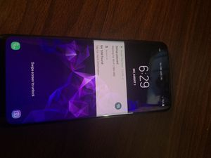 Galaxy S9 perfect condition for Sale in Martinsburg, WV
