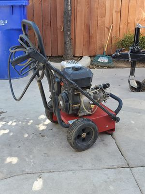 Pressure washer for sale asking 165.00 used.. for Sale in Redlands, CA