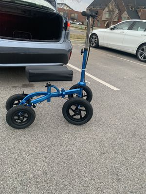 All terrain knee scooter for Sale in Norman, OK