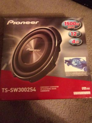 Car Audio for Sale in Shafter, CA