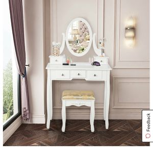 New dressing table set for Sale in Hacienda Heights, CA