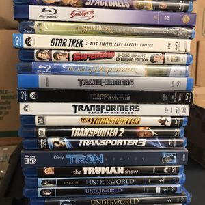 Blu-ray Bluray for Sale in Irvine, CA