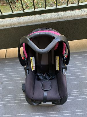 Baby trend car seat and base!Great condition! for Sale in North Highlands, CA
