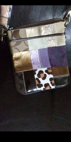 Coach patchwork for Sale in Humble, TX