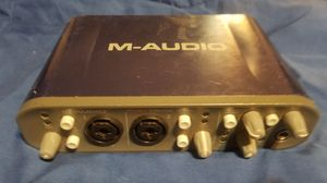 M-Audio Fast Track Pro for Sale in San Leandro, CA