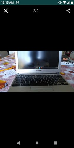 Laptop Samsung chromebook for Sale in Temecula,  CA